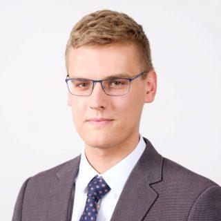 Portrait von Hendrik Tietz