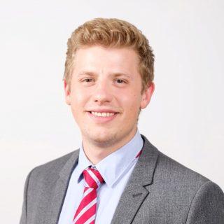 Portrait von Diplomfinanzwirt Thomas Henning
